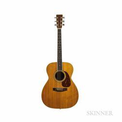 C.F. Martin & Co. M-38 Acoustic Guitar, 1978