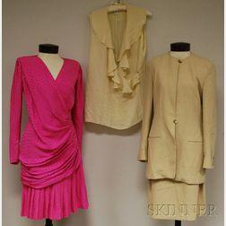 Four Lady's Emanuel Ungaro Garments