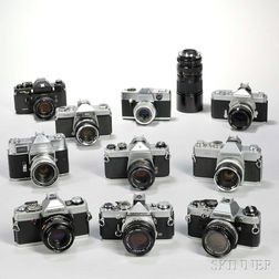 Nikon, Olympus, Pentax, and Other SLR Cameras