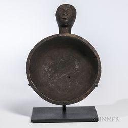 Sumba Wood Bowl