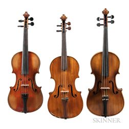 Viola and Two Violins.