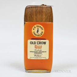 Old Crow 4 Years Old, 1 4/5 quart bottle