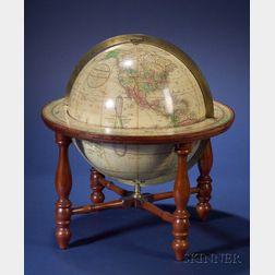 12-inch Table Globe by Joslin