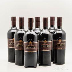 Phelps Insignia 1999, 7 bottles