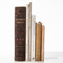 Six Books on Natural History.