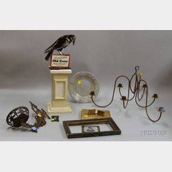 Group of Folk, Decorative, and Collectible Items