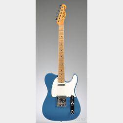 American Electric Guitar, Fender Musical Instruments, Santa Ana, c. 1968,   Model Telecaster