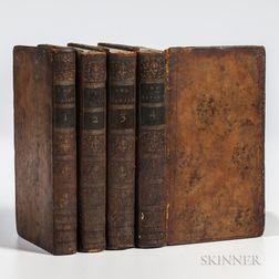 Nicolas Edme Retif de La Bretonne (1734-1806) Les Parisiennes, ou XL Caracteres Generaux Pris dans les Moeurs Actuelles, propres a Serv