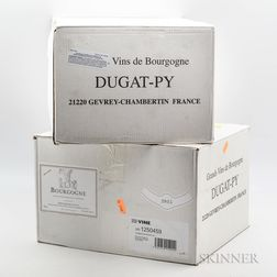 Dugat Py Bourgogne Rouge 2015, 12 bottles (2 x oc)