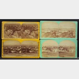 Seven Stereoscopic Views of Utah