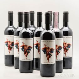 Valdicava Brunello di Montalcino 2001, 9 bottles
