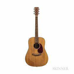 C.F. Martin & Co. DM Acoustic Guitar, 1999