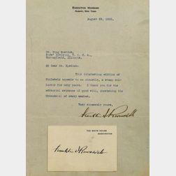 Roosevelt, Franklin Delano (1882-1945)