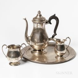 Sterling Silver Coffee Service