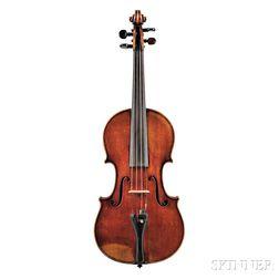 French Violin, Jacques Pierre Thibout, Paris, 1827