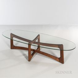 Adrian Pearsall (1925-2011) for Craft Associates Coffee Table