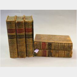 Five Decorative Charles Dickens Titles