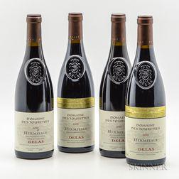 Delas Domaine des Tourettes, 4 bottles