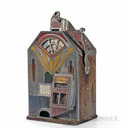 """""""Little Duke"""" One-cent Slot Machine"""