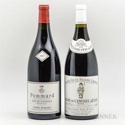 Burgundy Magnum Duo, 2 magnums