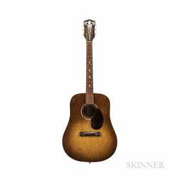 Kay K6120 Western Acoustic Guitar, c. 1960