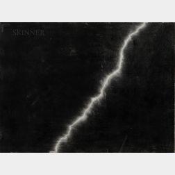 Karl Haendel (American, b. 1976)      Lightning #16