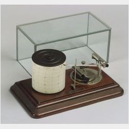 Taylor Instrument Co. Barograph