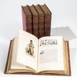 Les Français Peints par Eux-Mêmes. Encyclopédie Morale du XIXe Siècle.