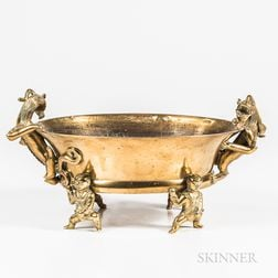 Polished Bronze Vessel