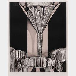 Jeanette Pasin Sloan (American, b. 1946)      Notre Dame