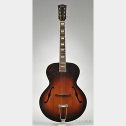 American Guitar, Gibson Incorporated, Kalamazoo, c. 1949,  Style L-50