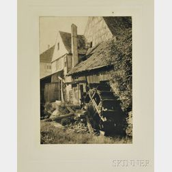 Alfred Stieglitz (American, 1864-1946)      The Old Mill