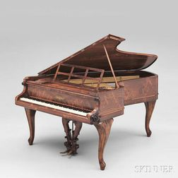 Chickering and Sons Grand Piano