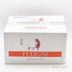 Fuligni Brunello di Montalcino 2012, 6 bottles (oc)