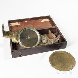 W.J. Young Vernier Compass