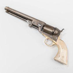 U.S. Colt Model 1851 Navy Revolver
