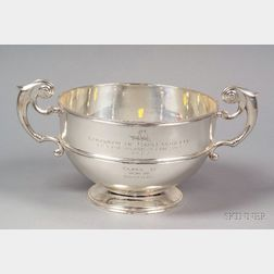 S. Kirk & Son Inc. Sterling Trophy Bowl