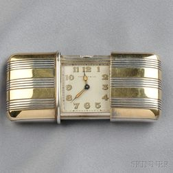 Silver Golf Watch, Tiffany & Co.