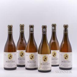 Chapoutier Ermitage Blanc De LOree 1994, 6 bottles