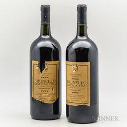 Conti Costanti Brunello di Montalcino 1997, 2 magnums