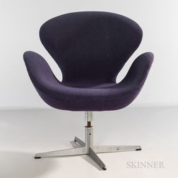 Arne Jacobsen (Danish, 1902-1971) for Fritz Hansen Swan Chair