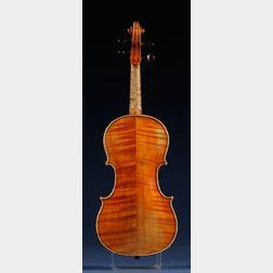 Italian Violin, Gaetano Pollastri, Bologna, 1945