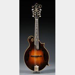 American Mandolin, Gibson Mandolin-Guitar Company, Kalamazoo, 1923, Style F5