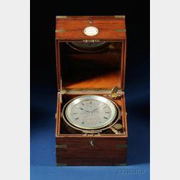 Eight-Day Marine Chronometer by Brockbank & Atkins
