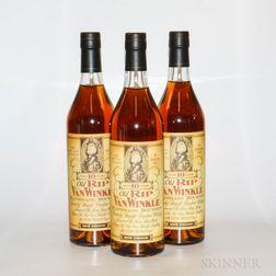 Old Rip Van Winkle 10 Years Old, 3 750ml bottles
