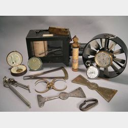 Measuring and Other Instruments