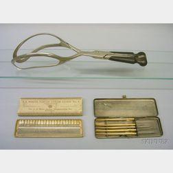 Medical and Dental Apparatus