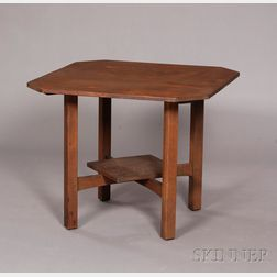 L. & J.G. Stickley Luncheon Table