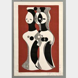 Kiyoshi Saito (1907-1997), Clay Image