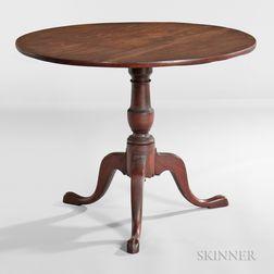 Birch Tilt-top Tea Table